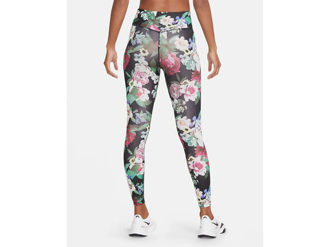 Nike One Womens 7/8 Floral Leggings