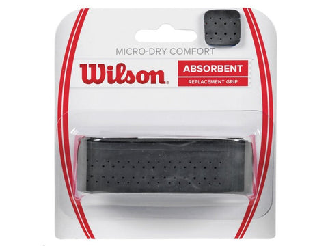 Wilson Micro-Dry Comfort Absorbent Replacement Grip