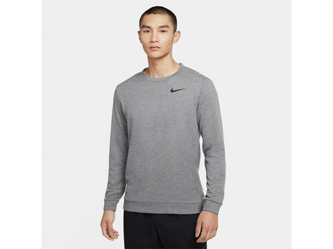 Nike Dry Fleece Mens Long Sleeve Crew