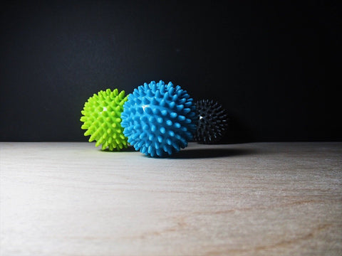 Fitness Mad Spikey Trigger Mobility Ball