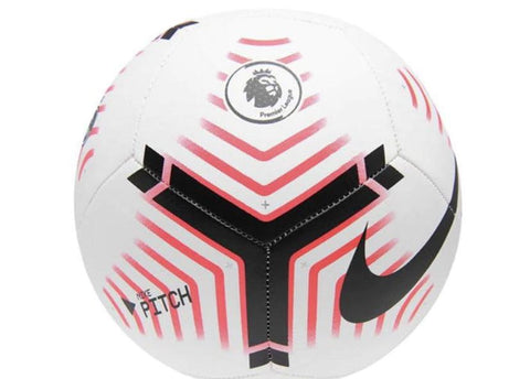 Premier League Nike Pitch FA20 White Red