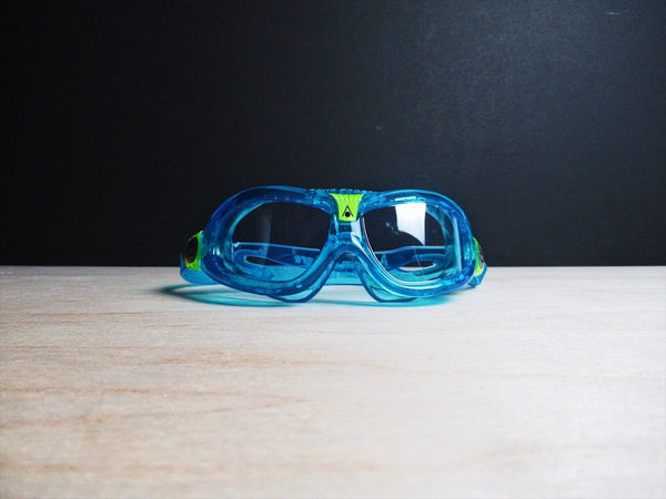 Aqua Sphere Seal Kids 2 Clear Lens Junior Swimming Goggles