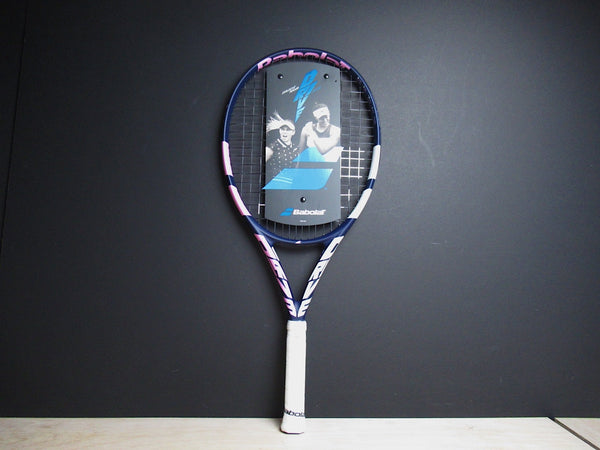 Babolat Pure Drive 25 Inch Junior Tennis Racket Purple