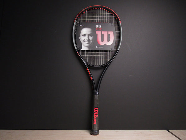 Wilson Burn 100ULS v4 Tennis Racket