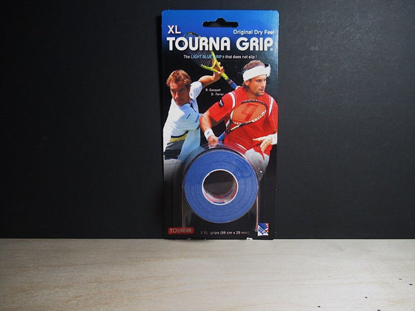 Tourna Grip XL Dry Overgrip Pack of 3