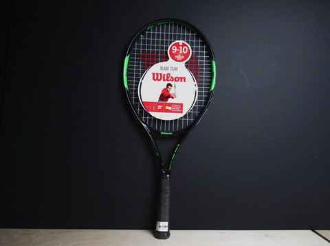 Wilson Blade Team 25 Inch Composite Junior Tennis Racket