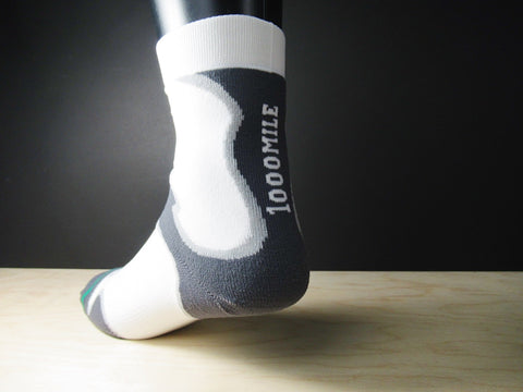 1000 Mile Fusion Running Sock