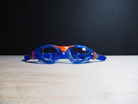 Aqua Sphere Junior Kayenne Clear Lens Swimming Goggles