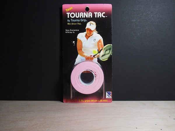 Tourna Grip TAC (Sticky feel) Overgrip Pack of 3