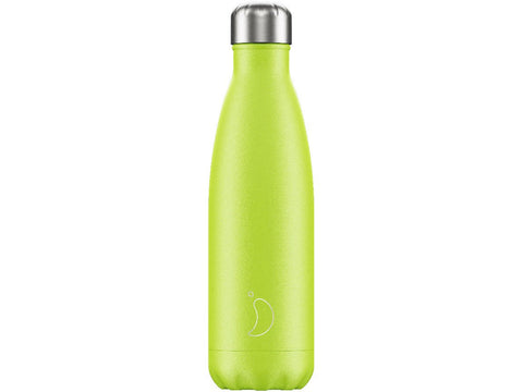 CHILLY'S BOTTLE 500ml LEMON & LIME EDITION