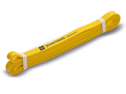 Lets Band Power band Max Yellow (Light)