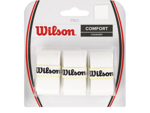 Wilson Comfort Pro Overgrip Pack of 3