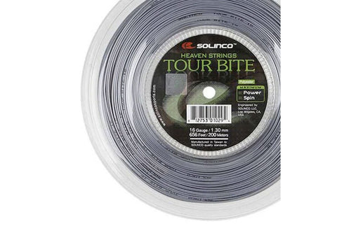 SOLINCO TOUR BITE 1.25MM MONOFILAMENT TENNIS STRING