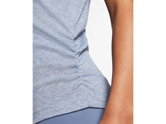 Nike Yoga Womens Ruched Tank