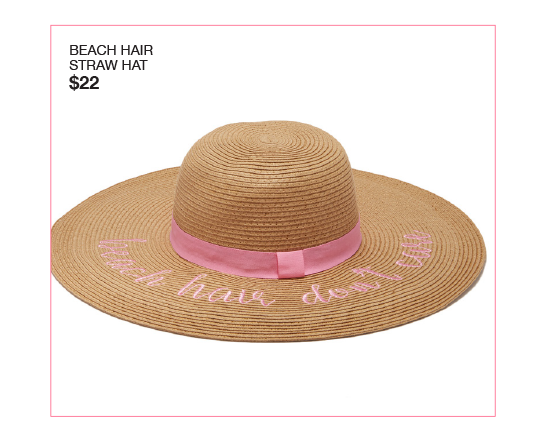 Beach Hair Straw Hat