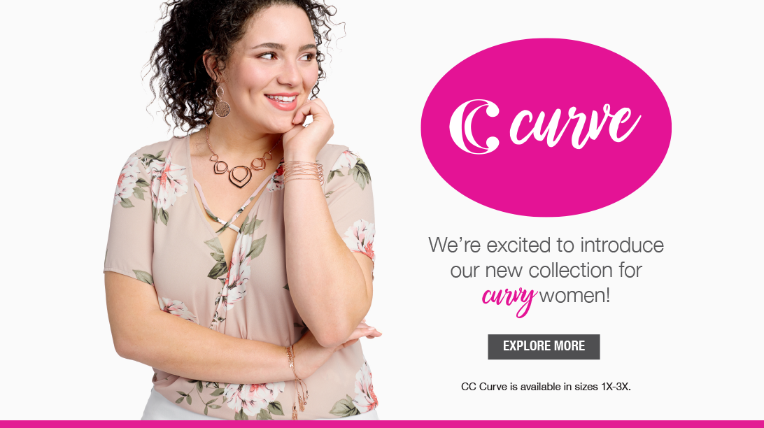 Introducing CC Curve_A New Collection for Curvy Women