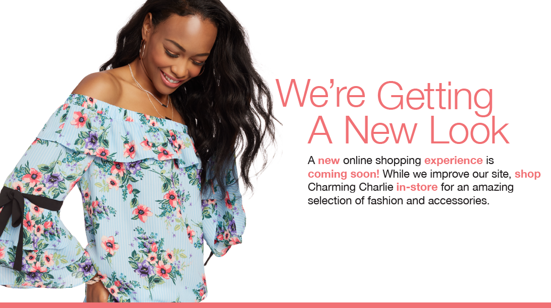 Charming Charlie is getting a makeover