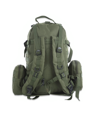 army green back pack