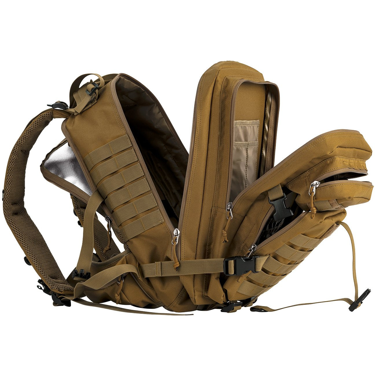 Assault Pack Dark Dirt Fast Pack Gen-3
