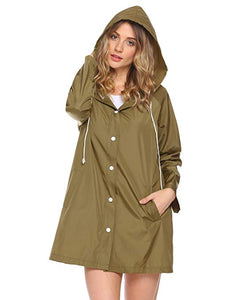 Offgridmiss Stay Dry Gen-1 Army Green