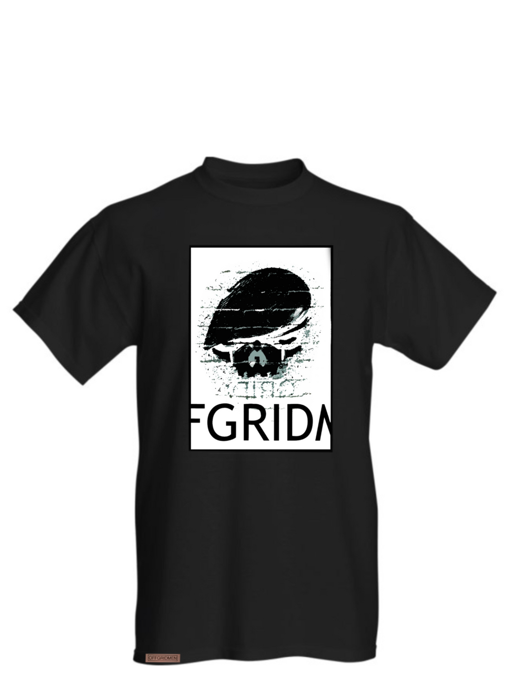 offgridmen tshirt black survival outdoors