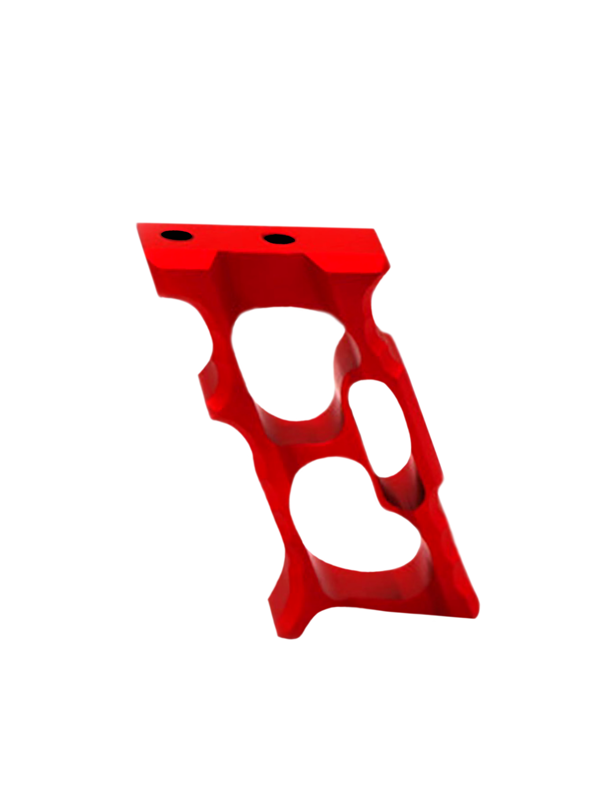 Ss-02 Gangster Grip Red