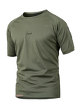 fast dry mens undershirt tactical shirt green