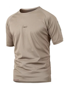 fast dry mens tactical undershirt sand stone sandy