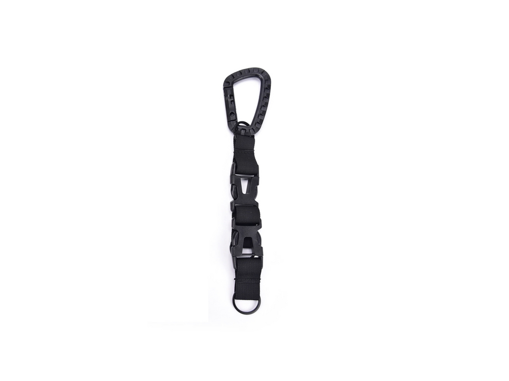 Drop Down Carabiner Attachment