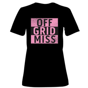 Offgridmiss T-shirt Female Top