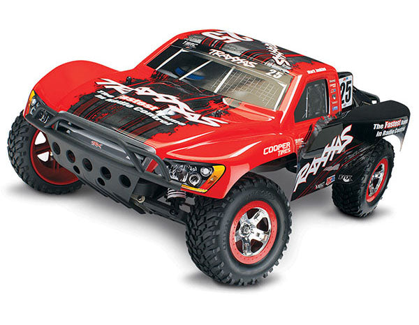 Traxxas Slash 2WD brushed with battery and charger