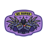 Be Super - Sticker