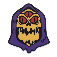 Evil Leader - Sticker