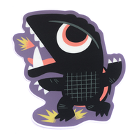 Fire Turtle - Sticker