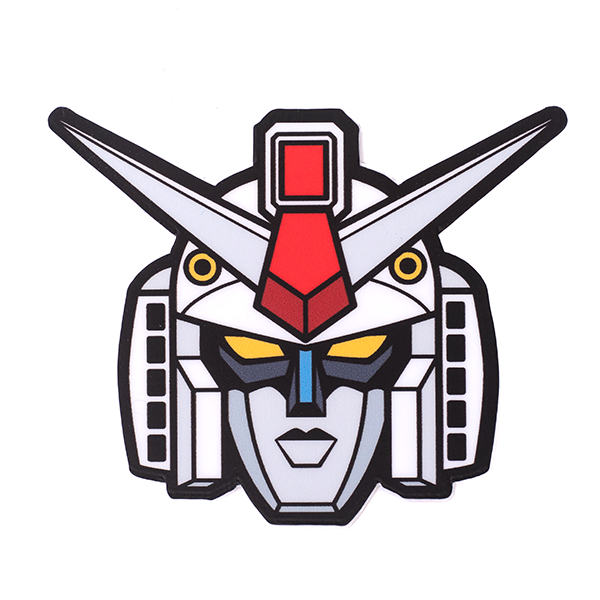 Guntron - Sticker