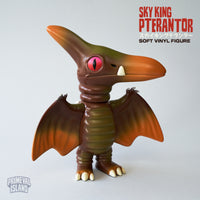 Sky King Pterantor – Soft Vinyl Toy