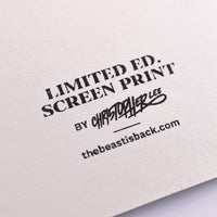 Mini Screen Prints SET 3