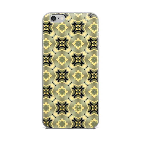 Number 2 Typographic iPhone Case  (2 No. 37)