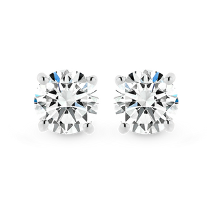 Claw Set CZ Studs 6mm