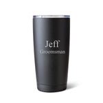 Húsavík 20 oz. Black Matte Double Wall Insulated Tumbler - Tressa Gifts