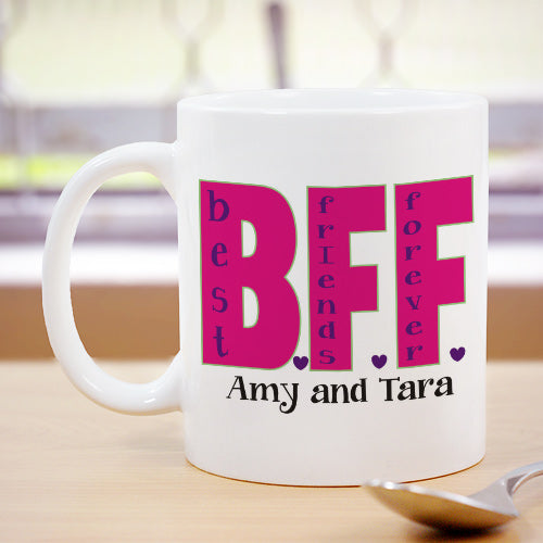 Personalized BFF Mug - Tressa Gifts