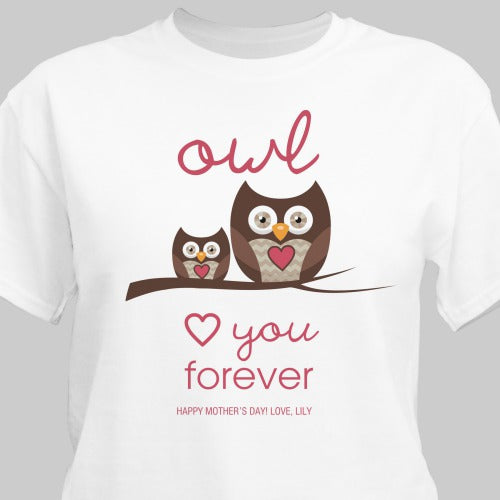 Owl Love T-shirt