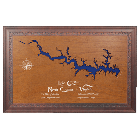 Lake Gaston, North Carolina & Virginia - Tressa Gifts