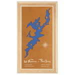 Lake Hopatcong, New Jersey - Tressa Gifts