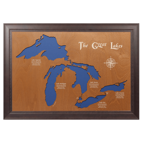 The Great Lakes - Tressa Gifts