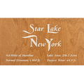 Star Lake, New York - Tressa Gifts