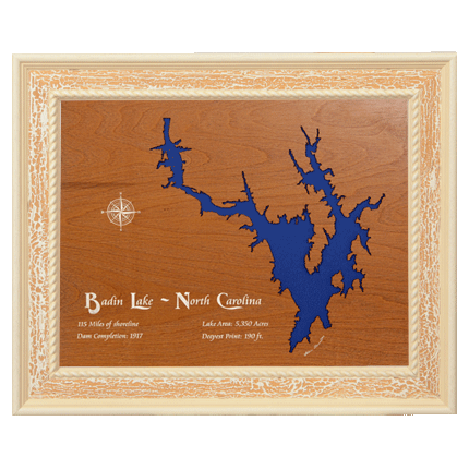 Badin Lake, North Carolina - Tressa Gifts