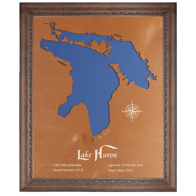 Lake Huron - Tressa Gifts