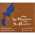 Lake Winnisquam, New Hampshire - Tressa Gifts