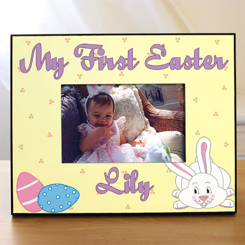 My First Easter Personalized Picture Frame - Tressa Gifts